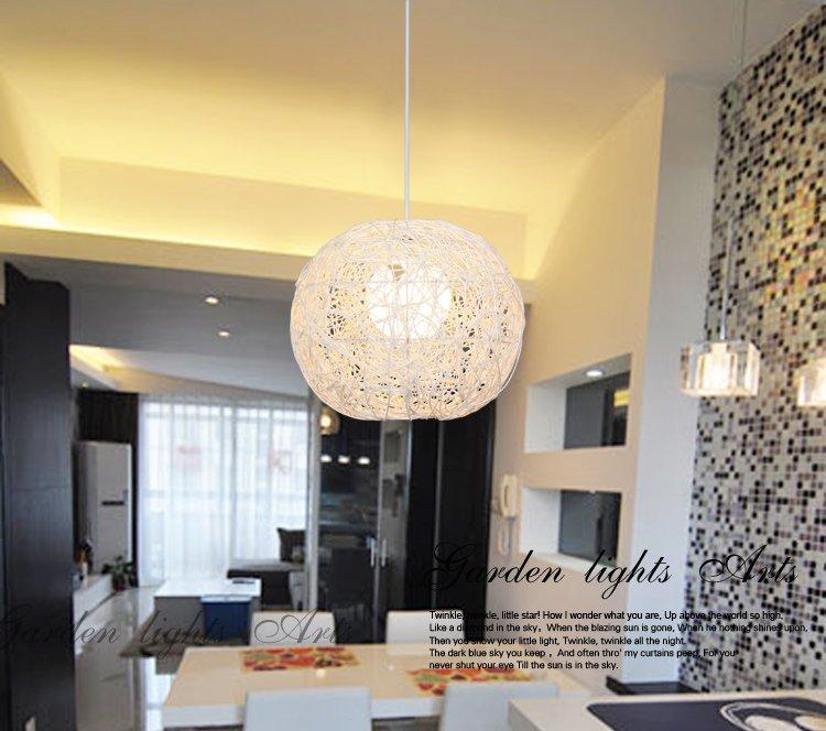 Moderne Keuken Hanglamp : rieten hanglamp-Koop Goedkope rieten hanglamp loten van Chinese rieten