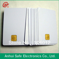 printable pvc card with 5528 chip 100pcs