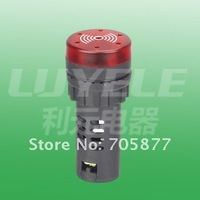 AD22-22MSD    flashing buzzer   with LED