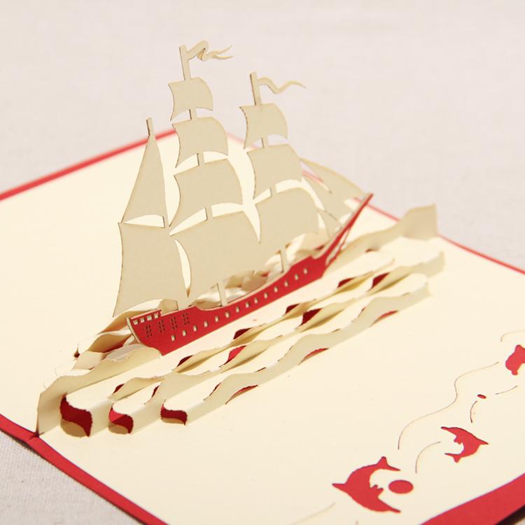 ... Sailing-Boat-Handmade-Kirigami-Origami-Pop-UP-Greeting-Cards-Free.jpg