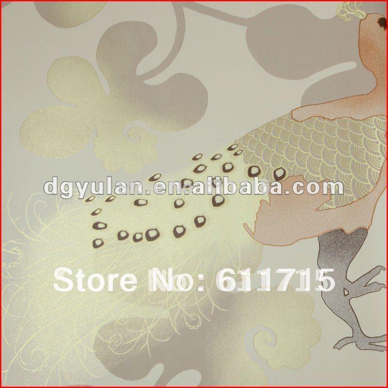 Groothandel pauw papier kopen pauw papier partijen uit china pauw papier groothandelaren op - Ontwerp wandbekleding ...