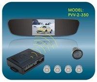 Free Shipping!!Wireless Car Rear View Video DVR Camera Parking Sensor