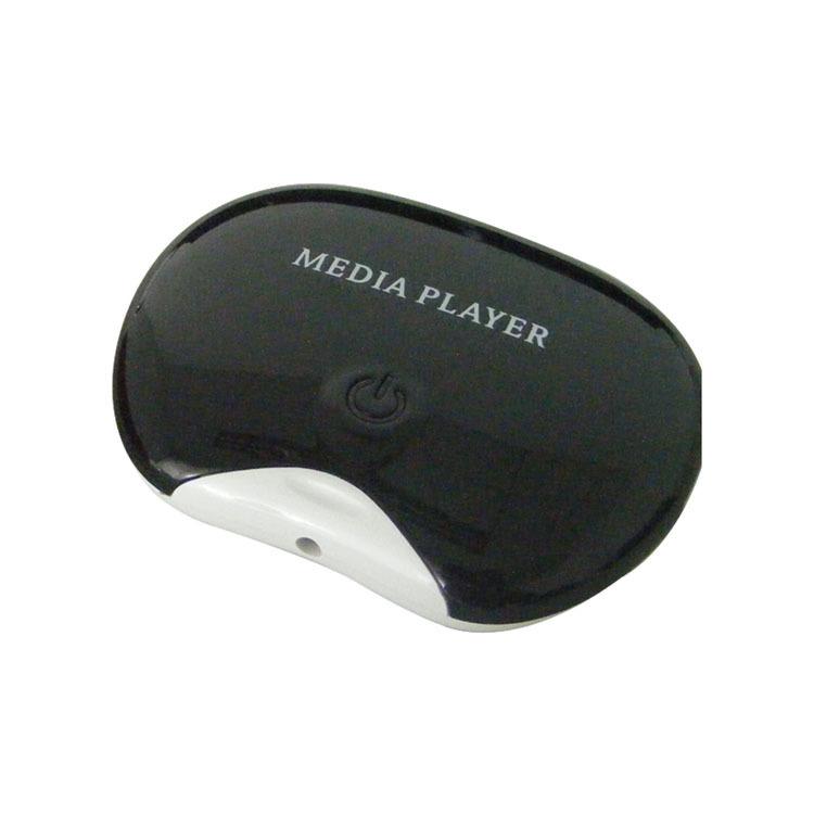 New Hd Mini Media Player 720P RM RMVB MKV VOB With AV YUV Port(China (Mainland))