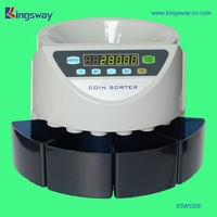 Fashionable Coin Sorter KSW550E (With 4 Big Cups)