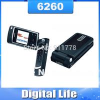 Original Nokia 6260 Bluetooth Mp3 Jave Mobile Phone Wholesale  Free Shipping
