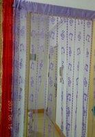 1m*2m Musical Note Tassel String Door Curtain Window Room Divider - Purple