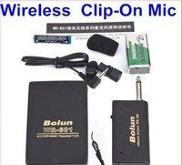Free shipping!! Wireless Headset Clip-On Microphone WR 601 MINI Mic--AK504
