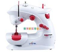 good quality Mini  Sewing machine Catcher +  16pcs Accessories  6V 800 MA       KL--403