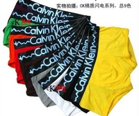 free shipping mixed colors sale comfortable brand boxers men underwear men's trunk boxer shorts for men individual package sale