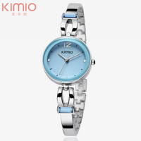 1pc Kimio watches bracelet 2013 ,Japan Quartz Crystal cover silver bracelet watches for women ,FREE SHIPPING