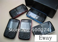 Free shipping  unlocked original  BlackBerry Curve 8520 WIFI GPS QWERTY PIN+IMEI GOOD mobile cell phones refutbished