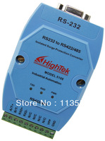 Industrial RS232 to RS422/ 485 Photoelectric Isolation/lightning Protection Active interface converte r#HK-5108