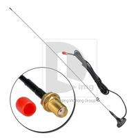 New Nagoya NA-UT108 SMA-Female Dual Band UHF/VHF Mobile Antenna Free Shipping