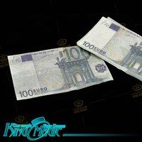 Flash Paper-Euro Bill Paper 10 pcs-king magic trick/magia/magie