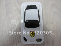 Hotsale Car Design Mold  Luxurious Cover Case for iPhone 4G/4S  With Retail Package Free Shipping