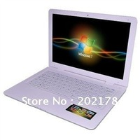 High-quality In Stock 14 inch laptop 2GB Ram,320GB HDD,Laptop Computer Webcam WIFI 2013 Best Laptop Windows XP or Windows 7 DHL