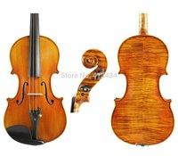 Copy Guarnieri 'del Gesu' Violin #182 MASTER LEVEL  EMS Free Shipping