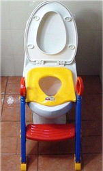 Promotion!-1pcs Regis Toilet Training Seat Potties/Children Toilet Training Ladder/Bambino(China (Mainland))