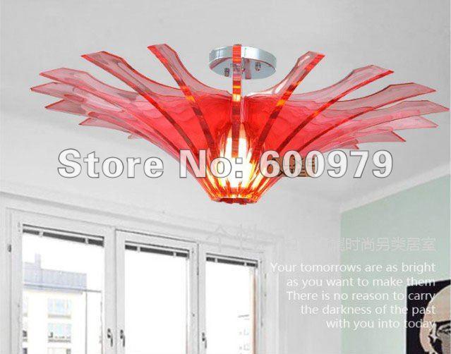 ingrosso lampadari : allingrosso lampadari rossi
