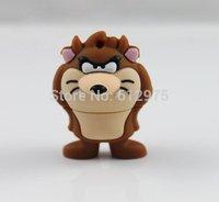 Tasmanian Devil 2GB/4GB/8GB/16GB Real Capacity USB 2.0 Pen Drive Memory Stick Key U Disk