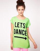 free shipping  OEM women's Sexy   ultra-thin  Semi-perspective blank  tshirt