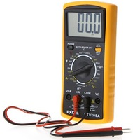 Free shipping NEW DT9025A AC/DC Professional Electric Handheld Tester Meter Digital Multimeter
