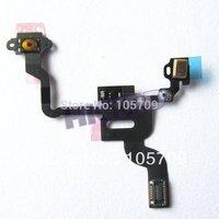 WHOSA 10PCS New Light&Proximity Sensor Flex Ribbon Cable For iPhone 4G D0087