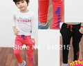 Free shipping 5pcs/lot Boy or girl pants/trousers,Children's pants,girl's legging/tight,baby clothes   C13437EM