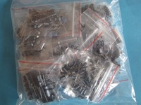21 value Capacitor Assortment Kit 500pcs (0.22~4700uF)  Free shipping