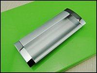 Lot of 5 Home Hardware Aluminum furniture clasping sliding door handle drawer pulls(C.C.:64mm,L:75mm)