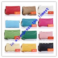 Free Shipping New Hot wavy Wristlet fashion women's handbags messenger shoulder bag 2013 new mini cluth  tote bag