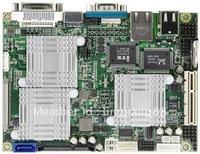 Embedded 3.5 inch onboard CPU intel Atom n270  industrial motherboard