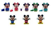 Micky & Minnie Mouse 2GB/4GB/8GB/16GB/32GB Real Capacity USB 2.0 Flash Drive Memory Stick Key