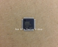Free shipping 2PCS 100% NEW  AT90USB162 90USB162 MCU AVR USB 16K FLASH 32-TQFP IC(AT90USB162-16AU)