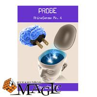 Probe  /close-up magic trick / stage mentalism magic trick / wholesale