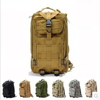Unisex Outdoor Military Tactical Backpack Camping Hiking Bag