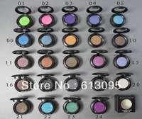 Free shipping New Makeup 24 Colors Eye Shadow 1.5g (24pcs/lot)