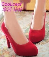 news free shipping high heel shoes heels platform  women dress fashion sexy pumps P1088 hot sale size 34-45
