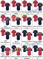 Free shipping-Wholesale 2014 US&Canada Baseball All Star jerseys,10Pcs/Lot