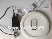 """8"""" round dimmable led ceiling panel light 14watt,DC24V brightness adjustable 0--1050lm,CE&ROHS,10pcs/lot free shipping!"""