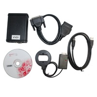 2013 high quality VVDI VAG Vehicle Diagnostic Interface , software VAG ABRITES Commander V8.6,IMMO PLUS V13.2  free shipping