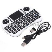 Mini i8 Wireless Keyboard with Touchpad for PC Pad Google Andriod TV Box Xbox360 PS3 HTPC/IPTV