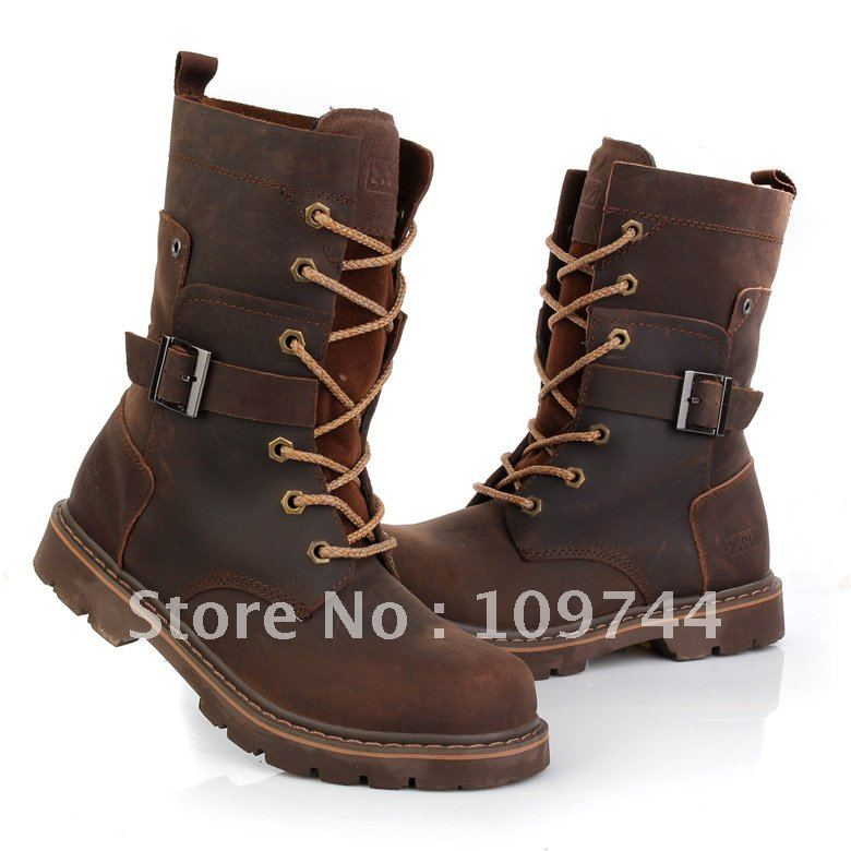 Free shipping, 100% leather boots, cowboy boots,Couple boots ( holidays to give the best friend a gift ) . A wholesale price(China (Mainland))