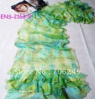 FREE SHIPPING,patchwork shawl,lace scarf,women,s scarf,muslim hijab,2012 new design,50*190cm,fashion ladies shawl