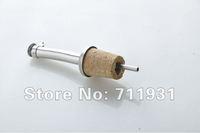 EMS FREE SHIPPING 28 pcs /lot Wine pourer / oliver oil pourer factory direct shipping food grade cork pourers