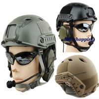 Tactical Helmet for three color choose