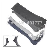10pairs Toe socks men's socks summer five-toe socks antibiotic antiperspirant cotton socks