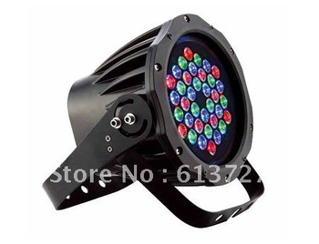 RGB LED City color/ DMX LED PAR light waterproof/36x1w LED Par Can