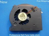 NEW FORCECON DFS661605FQ0T F98M DC5V 0.5A COOLING FAN FOR DELL L701X L702X DP/N:0XKD45 XKD45 4JGM7FAWI00 CPU COOLING FAN