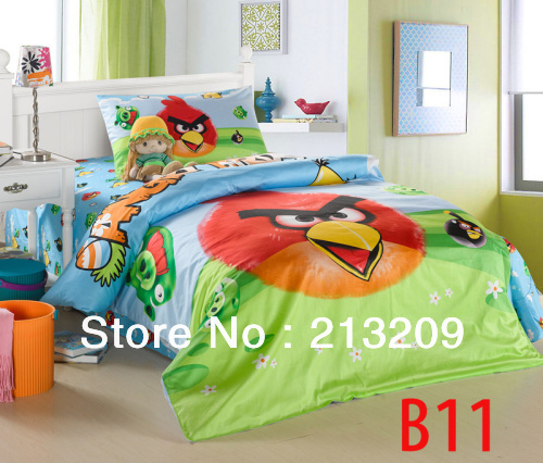Hot sale,NEW fashion 3pcs bedding Set , Children bedding set,Sheet type for Child &amp; student free shipping(China (Mainland))